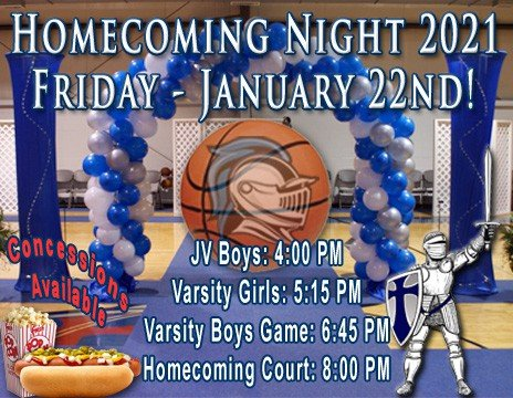 Basketball: Homecoming Night 2021 @ SLA! @ SLA Gymnasium | Greensboro | North Carolina | United States